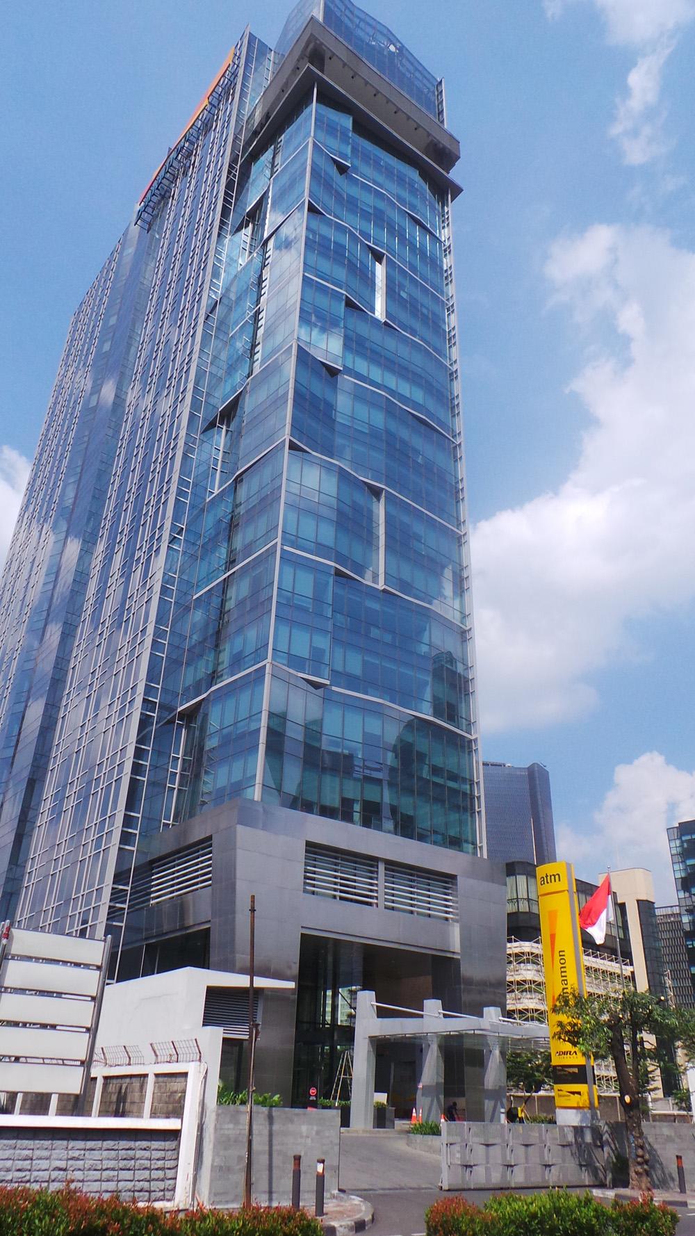 Bank Danamon New Headquarters - Jakarta